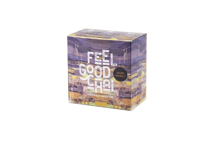 Feel Good Chai Vegan Friendly Gift Box 135g
